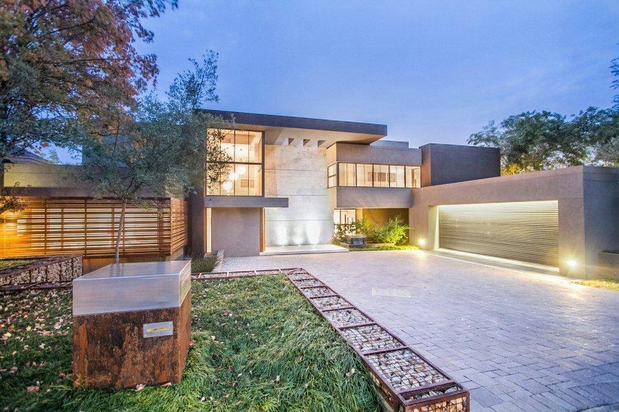 5 Bedroom House For Sale in Dainfern Golf Estate   Malherbex