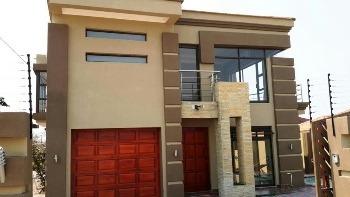 4 Bedroom House For Sale Gaborone Botswana