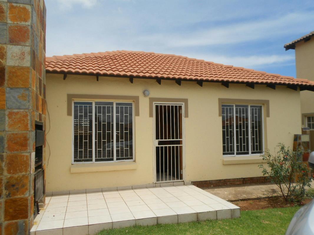 2 Bedroom Townhouse For Sale Ben Fleur 1wa1245962