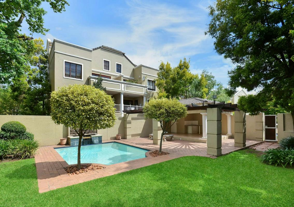 Property For Sale Saxonwold