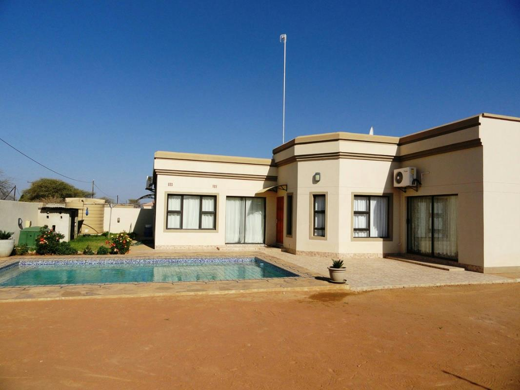 3 Bedroom House For Sale Gaborone North Botswana