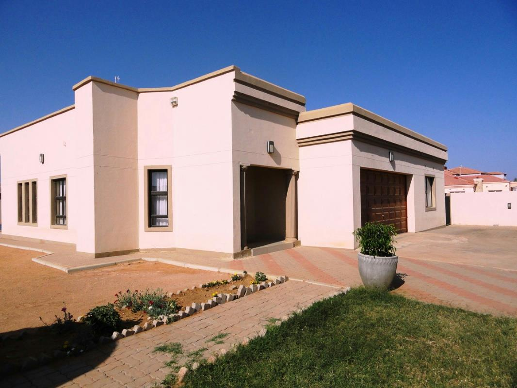 3 Bedroom House For Sale | Gaborone North (Botswana ...