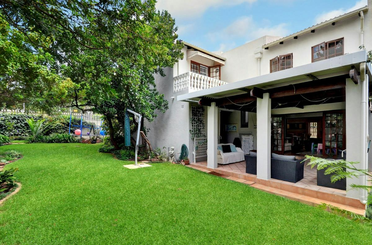 4 bedroom house to rent river club sandton