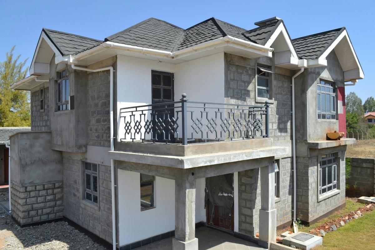 4 Bedrooms Houses For Rent 4 Bedroom House For Sale Syokimau Kenya 3ke1309354