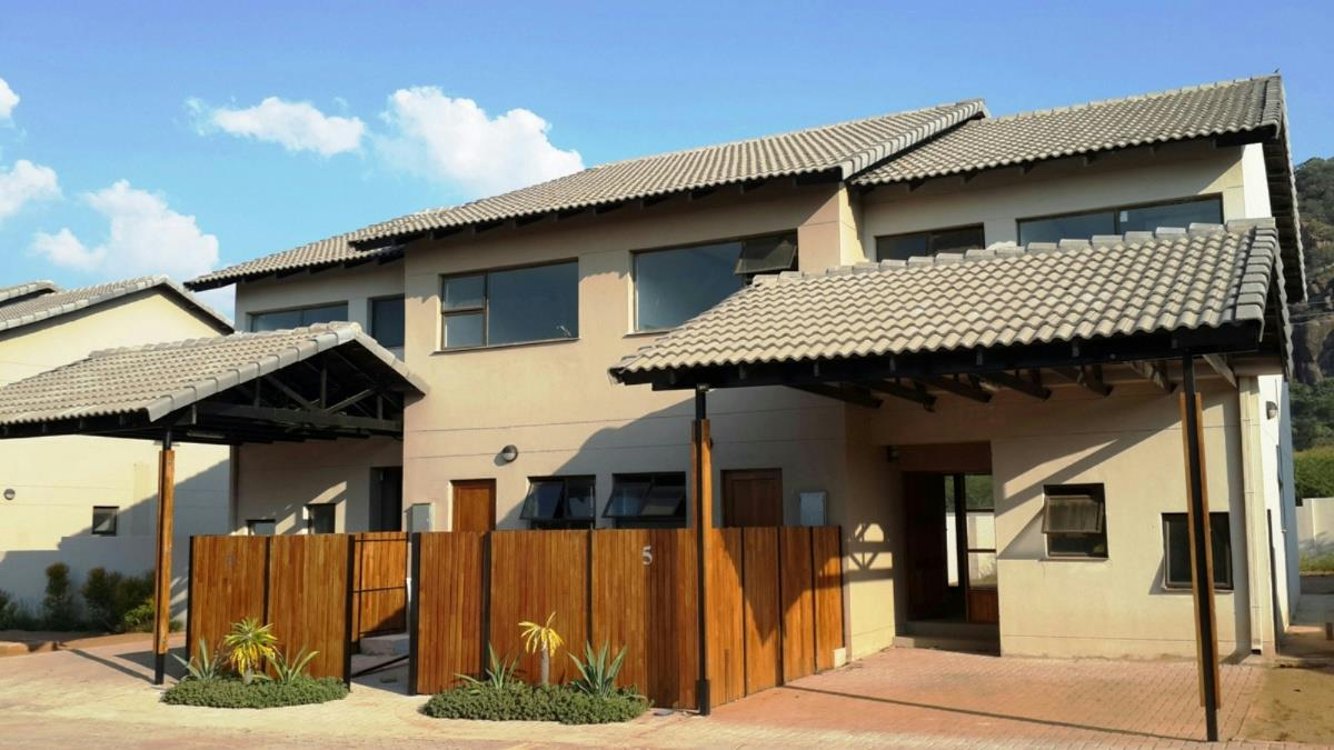 3 Bedroom Townhouse For Sale Kgale View Botswana