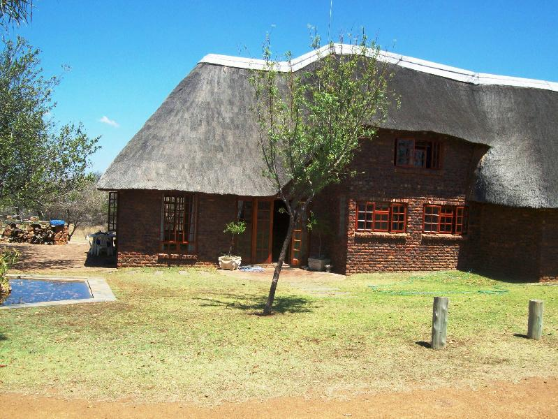 13.7 hectare game farm for sale in Brits