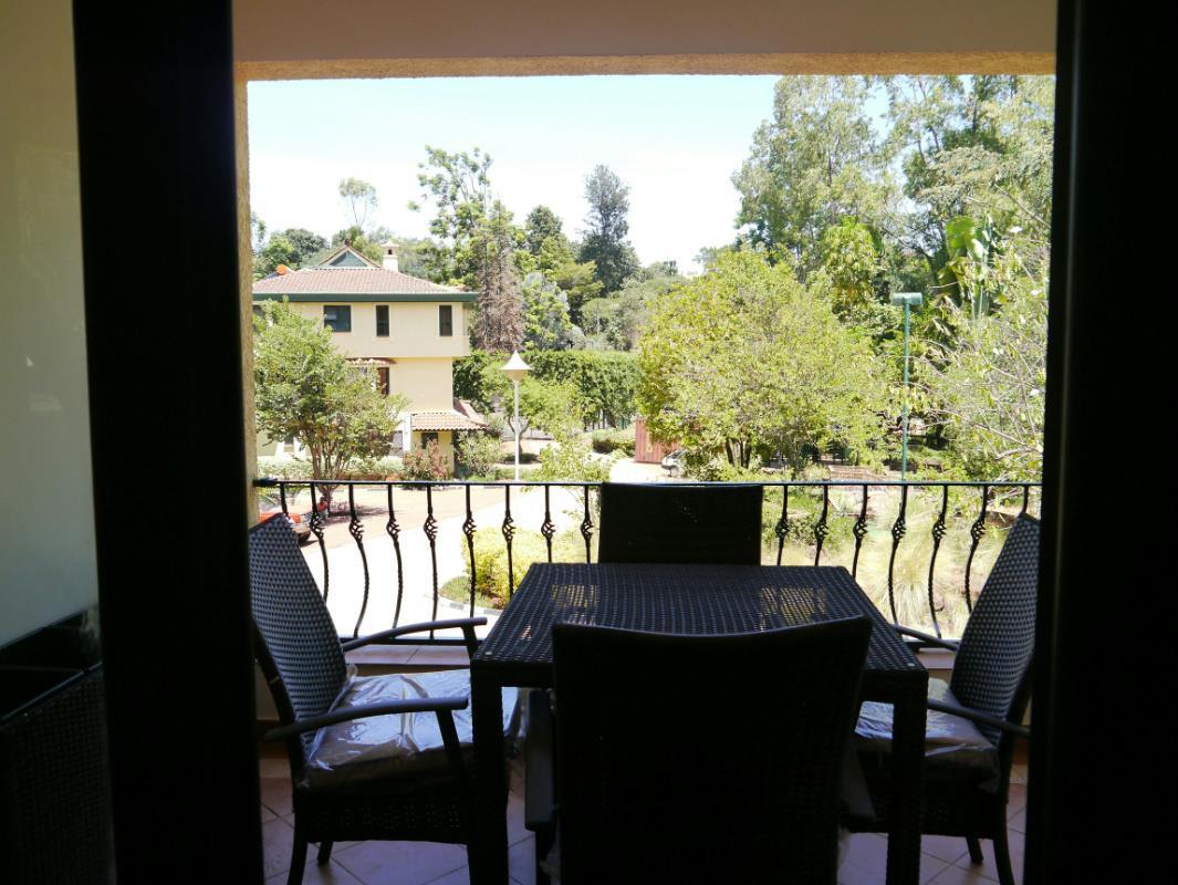 3 bedroom cluster house to rent in Kyuna  (Kenya)