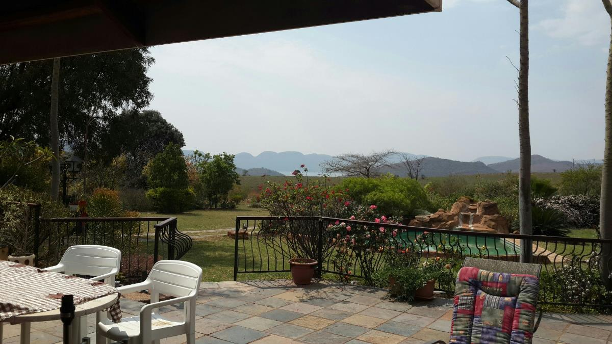21.4 hectare smallholding for sale in Broederstroom