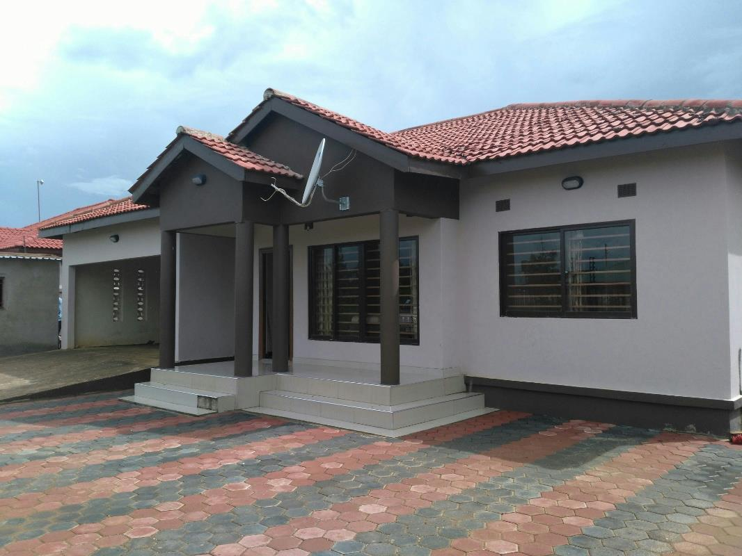 3 Bedroom House To Rent Meanwood Zambia 3za1303685