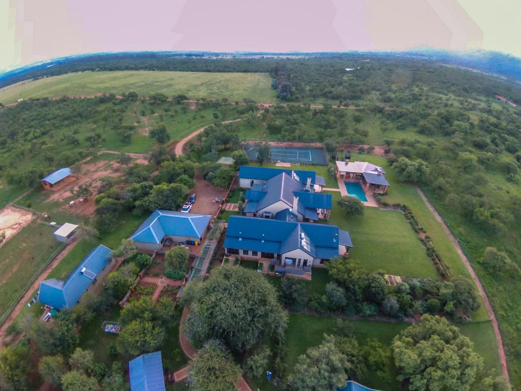 8.5 hectare game farm for sale in Skeerpoort