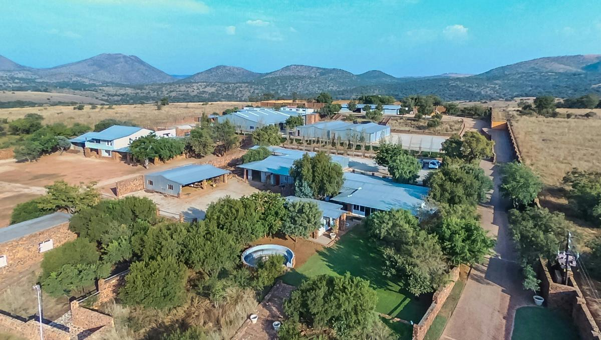 8.93 hectare smallholding for sale in Broederstroom