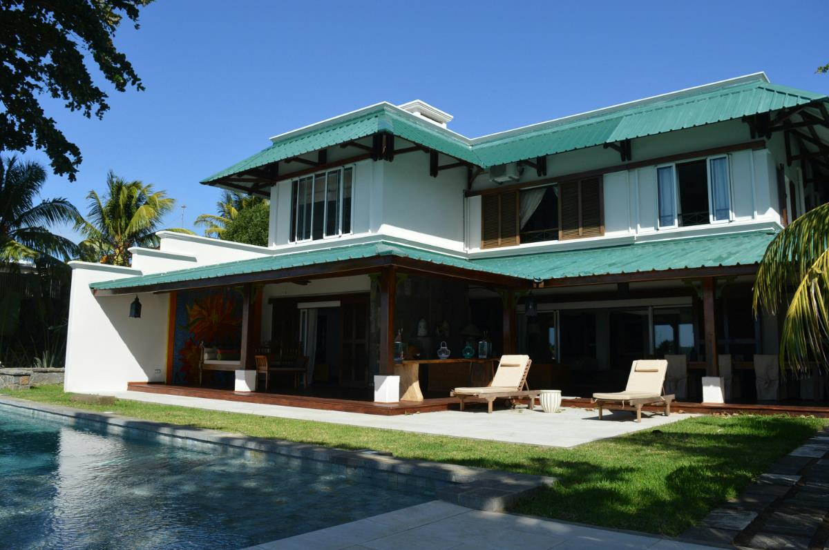 6 bedroom house to rent in Grand Baie (Grand Bay) (Mauritius)