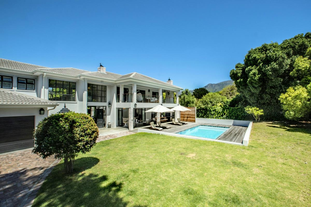 5 Bedroom House For Sale Constantia Cape Town