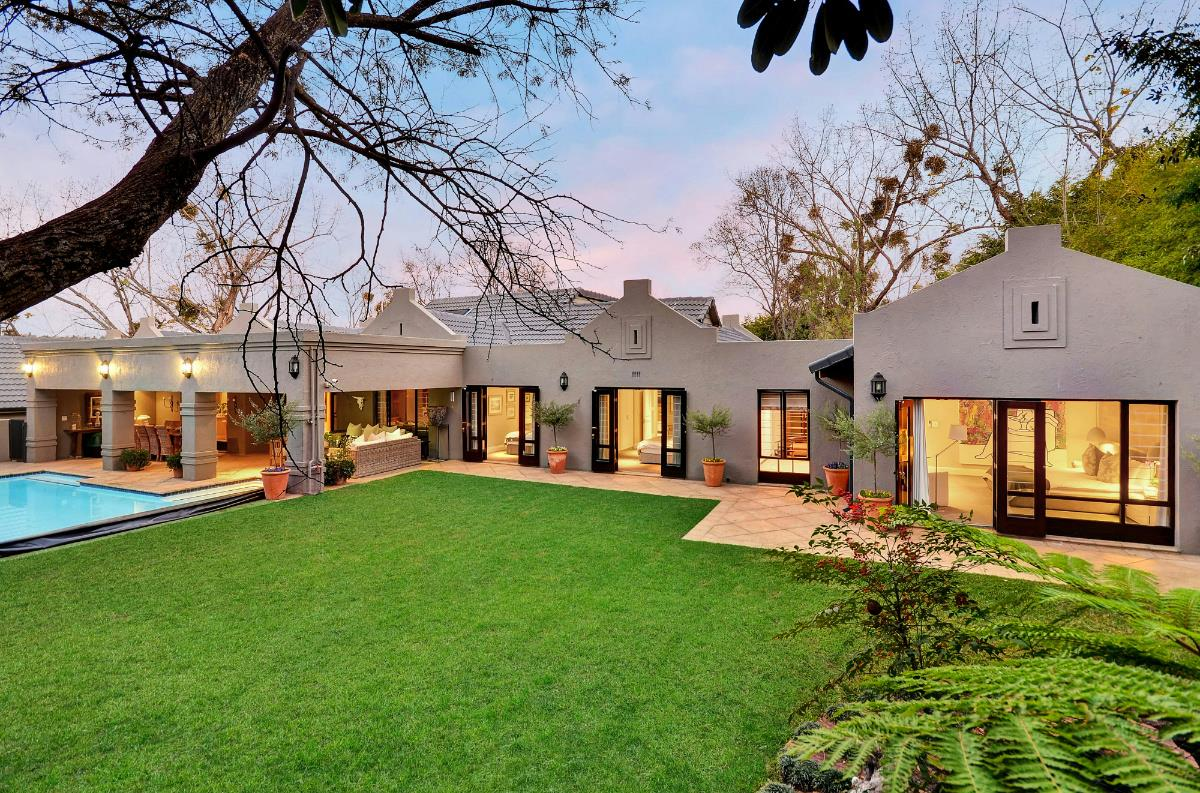5 bedroom house for sale in Rivonia