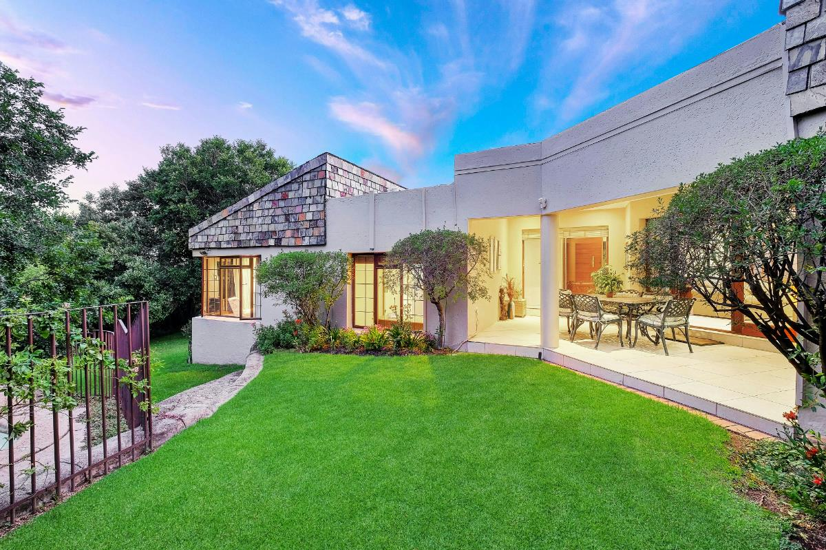 4 bedroom cluster house for sale in Rivonia