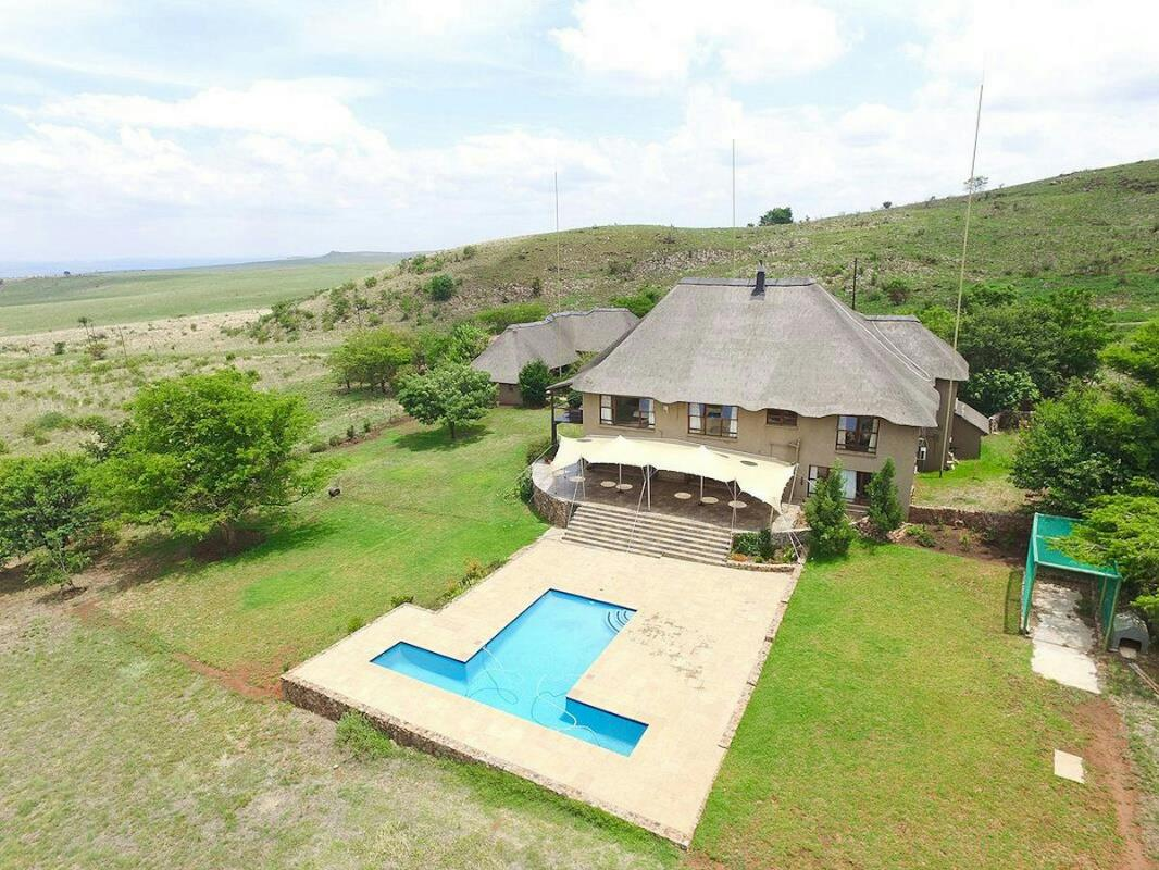 9.5 hectare smallholding for sale in Broederstroom