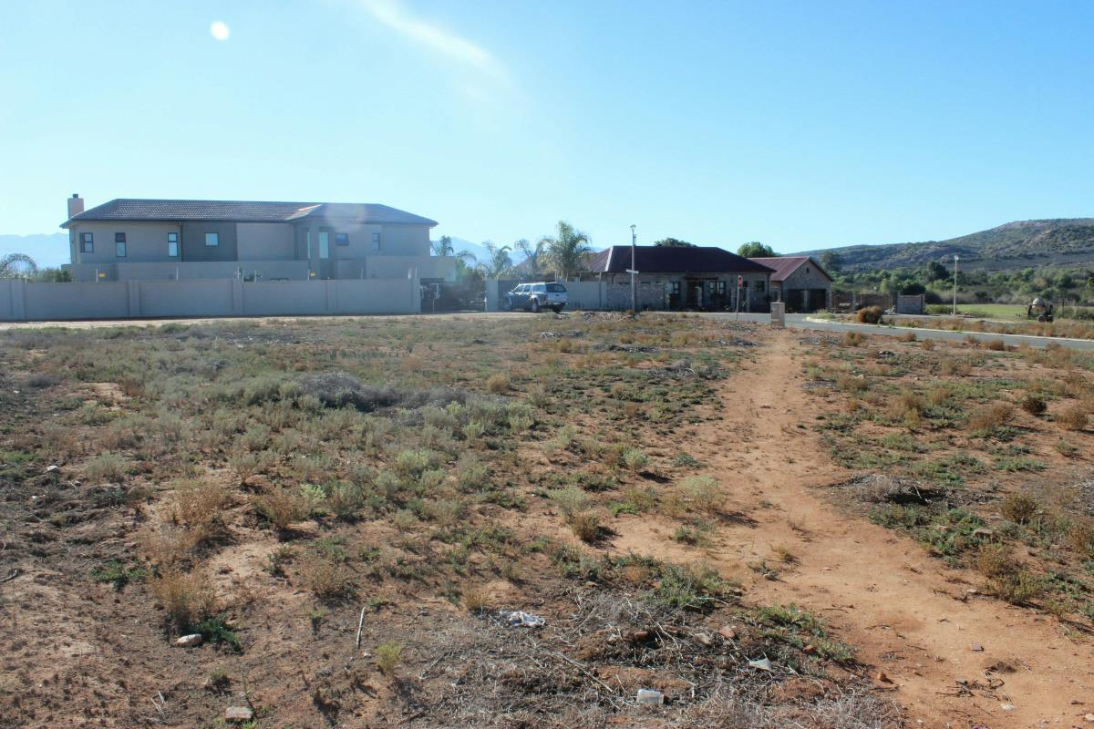1206 m² vacant land for sale in West Bank (Oudtshoorn)