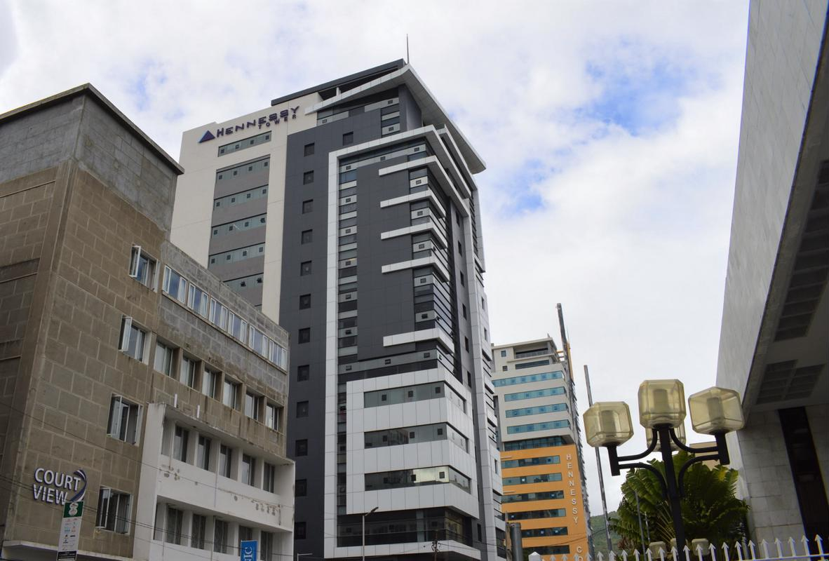 64 m² commercial office to rent in Port Louis (Port Louis, Mauritius)