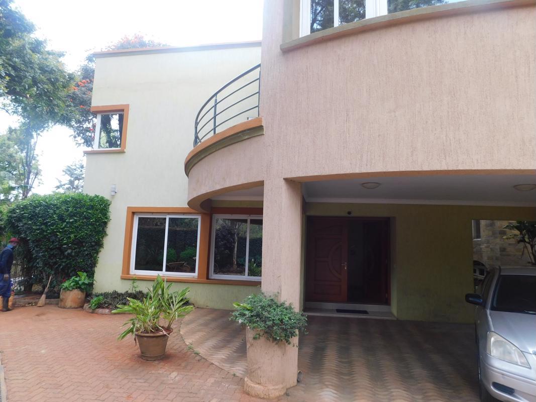 4 bedroom house to rent in Riverside (Kenya)