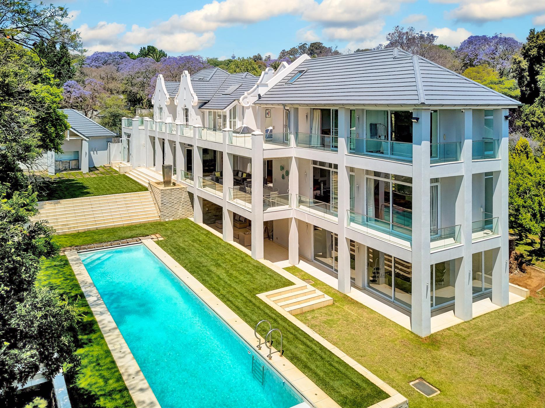 5 Bedroom House For Sale | Westcliff (Johannesburg ...
