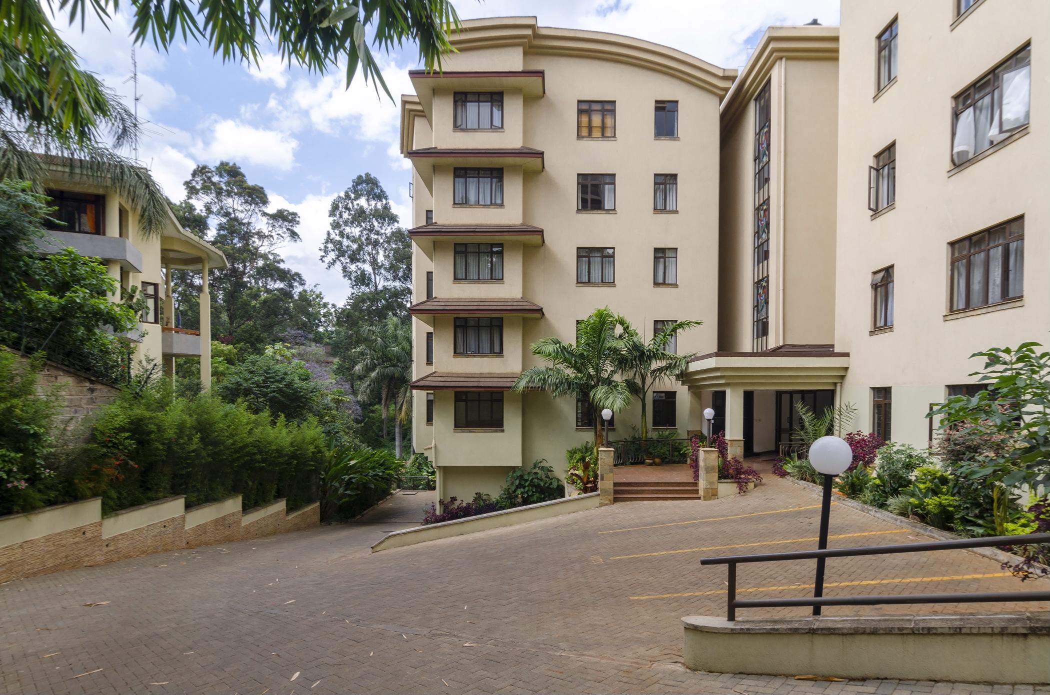 2 bedroom apartment to rent in Riverside (Kenya)
