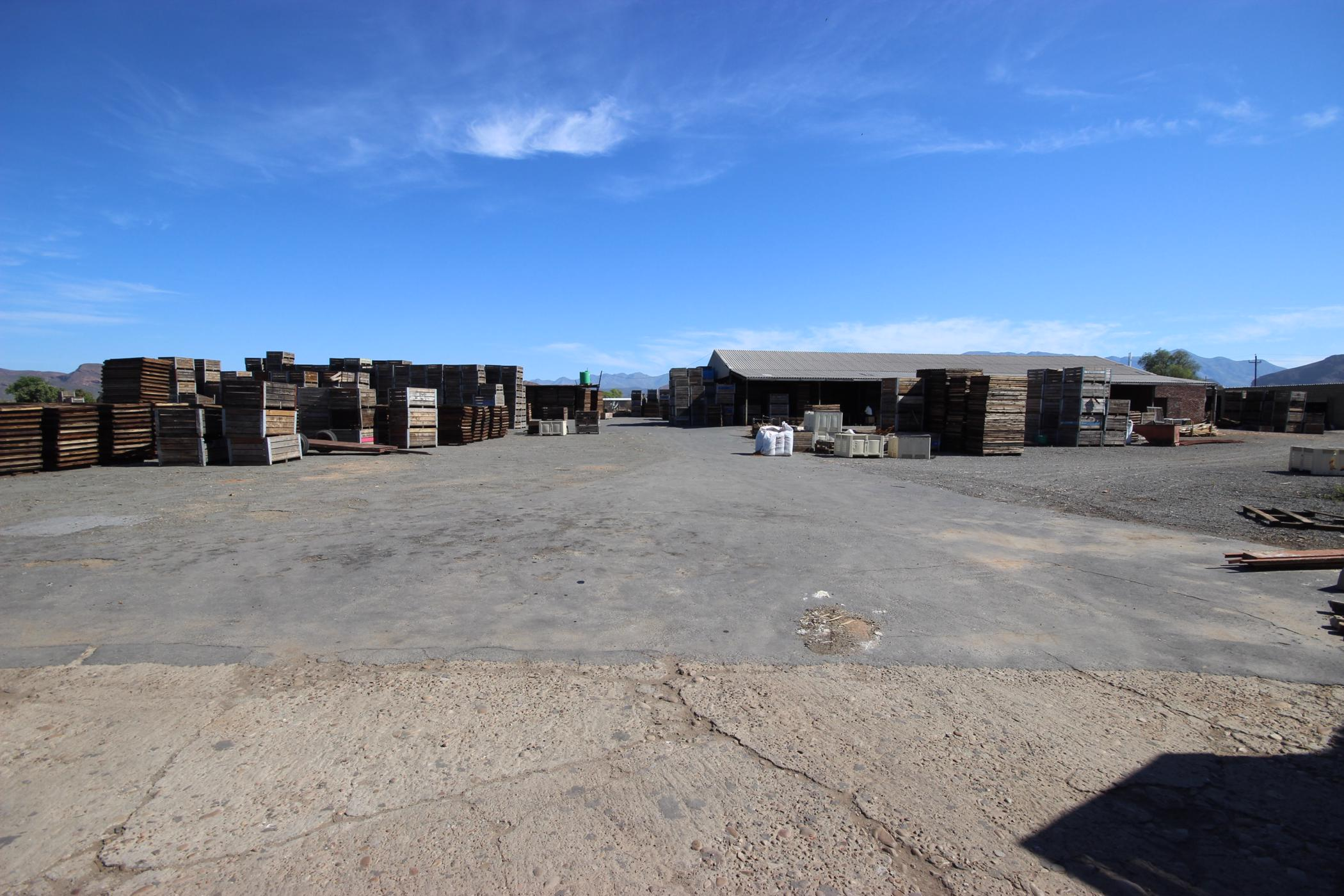 1457 m² commercial industrial property for sale in Dysselsdorp