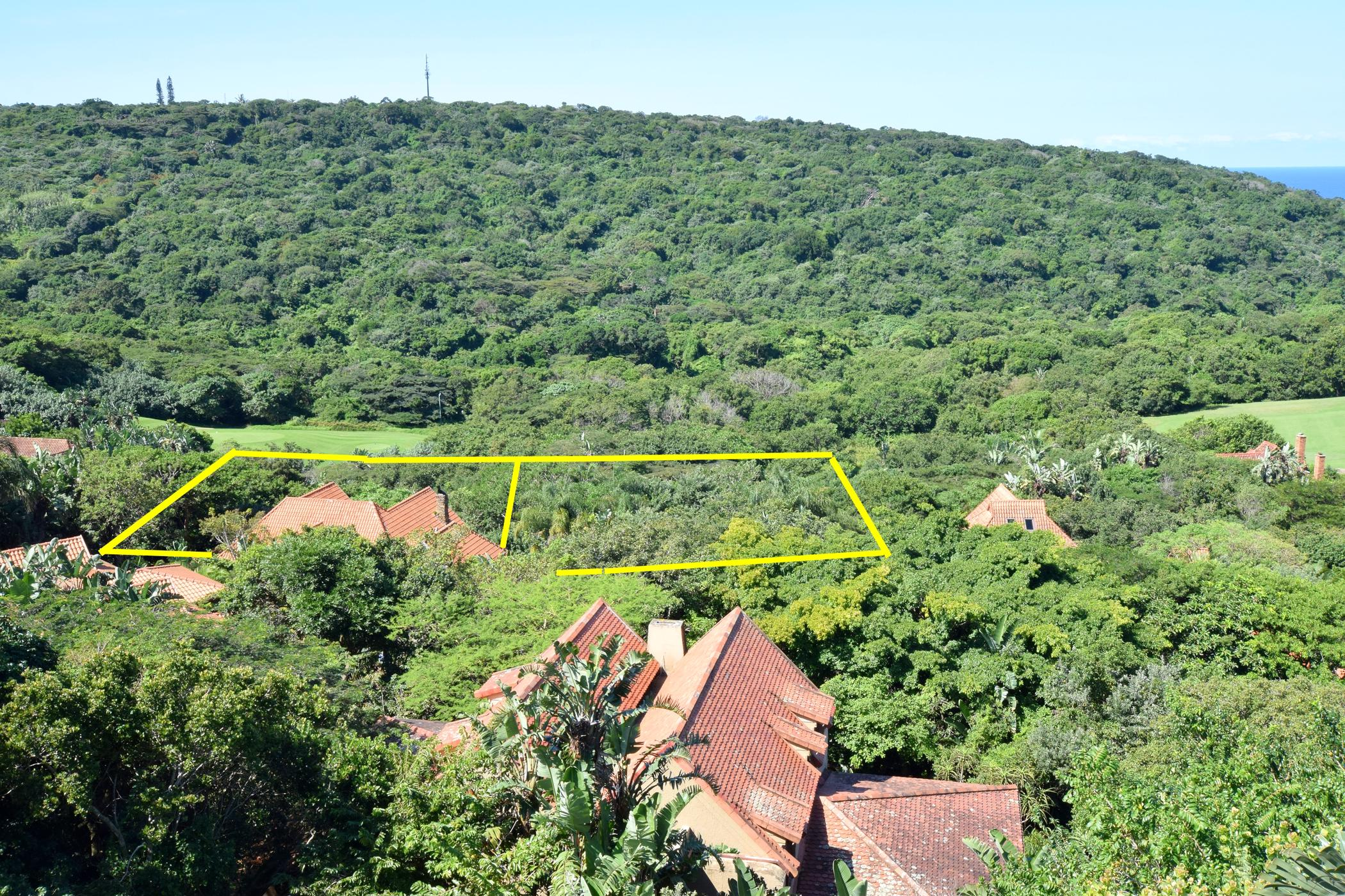 1964 m² residential vacant land for sale in Zimbali Coastal Resort