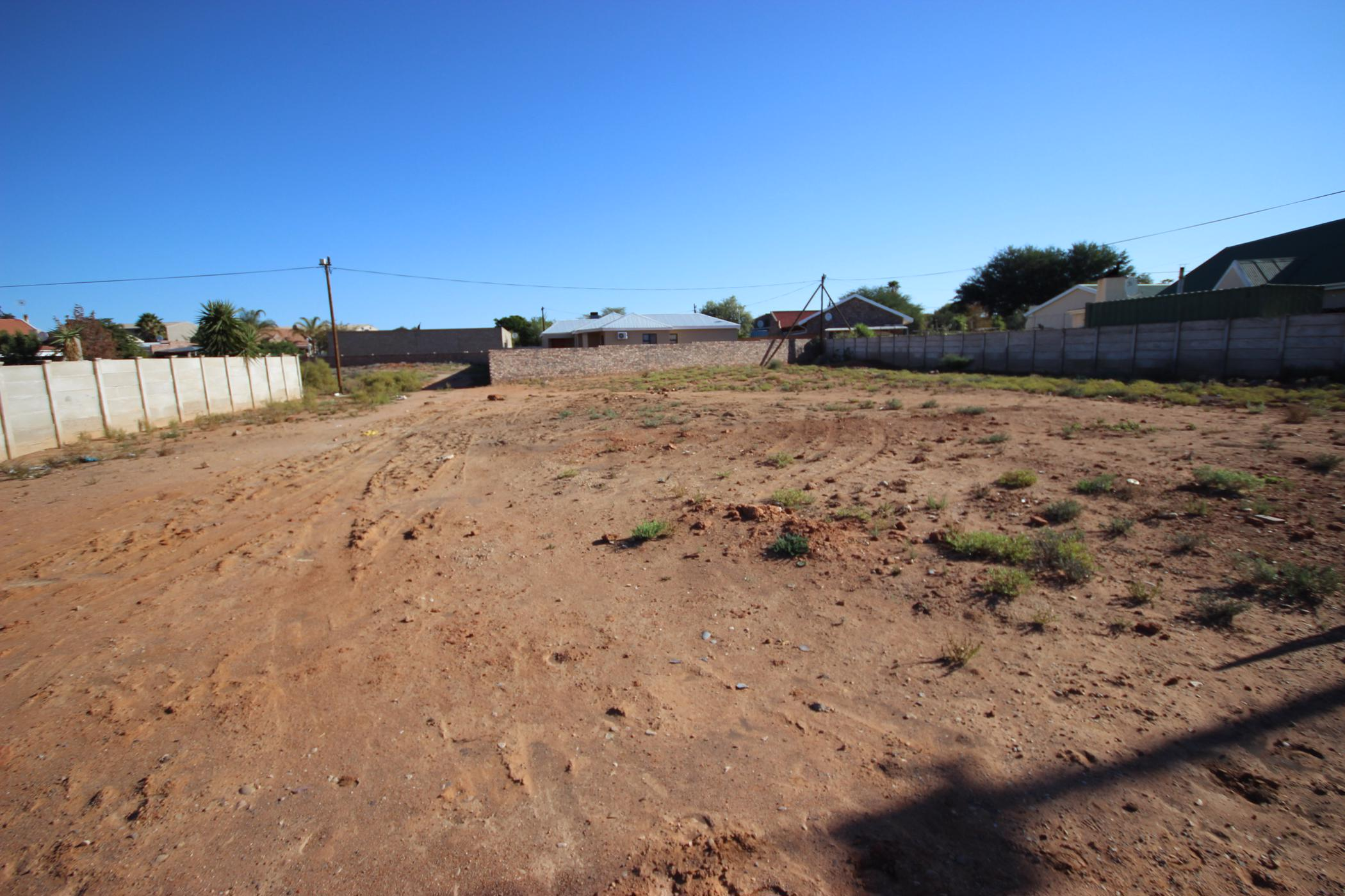 973 m² vacant land for sale in Oudtshoorn