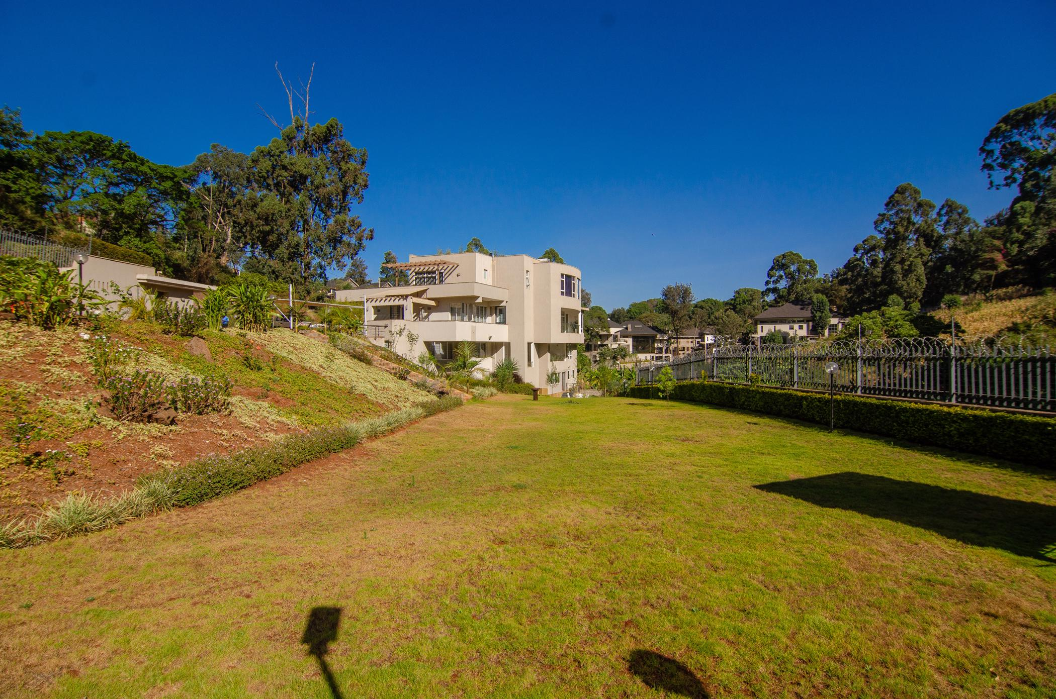 3 bedroom double-storey apartment to rent in Lower Kabete (Kenya)