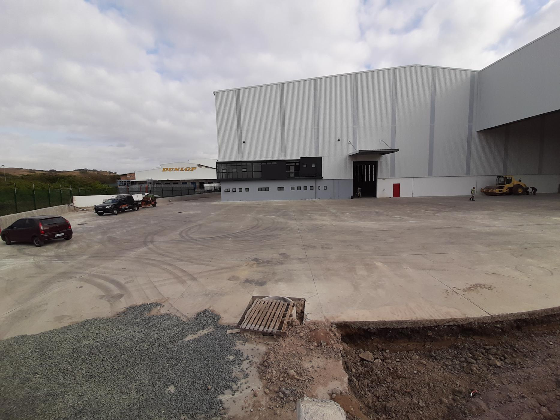 8300 m² commercial industrial property to rent in Chesterville