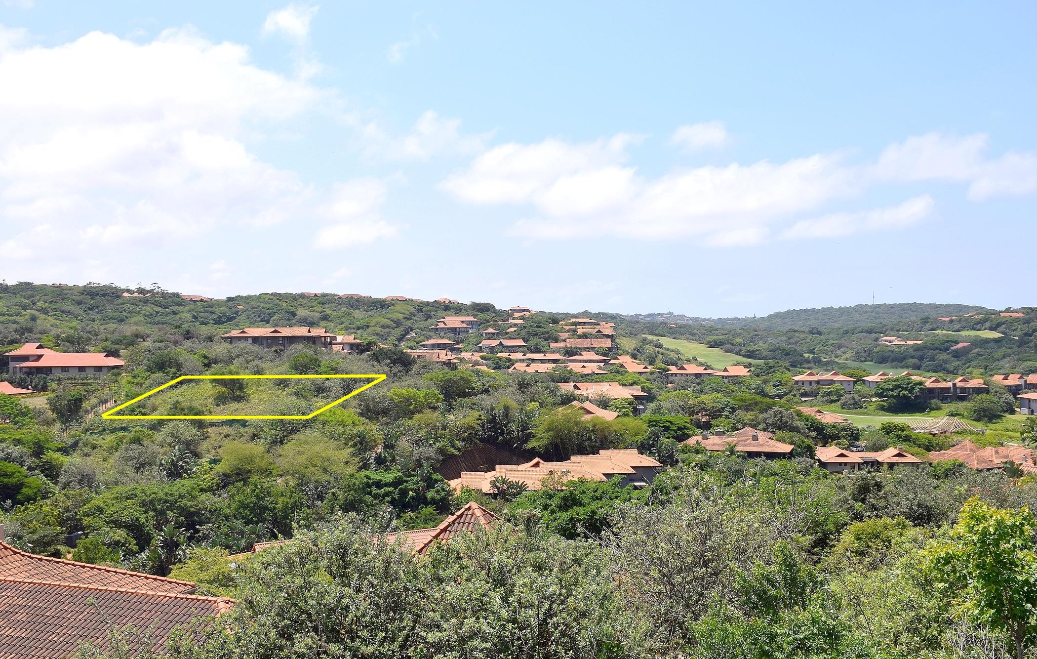 1214 m² residential vacant land for sale in Zimbali Coastal Resort