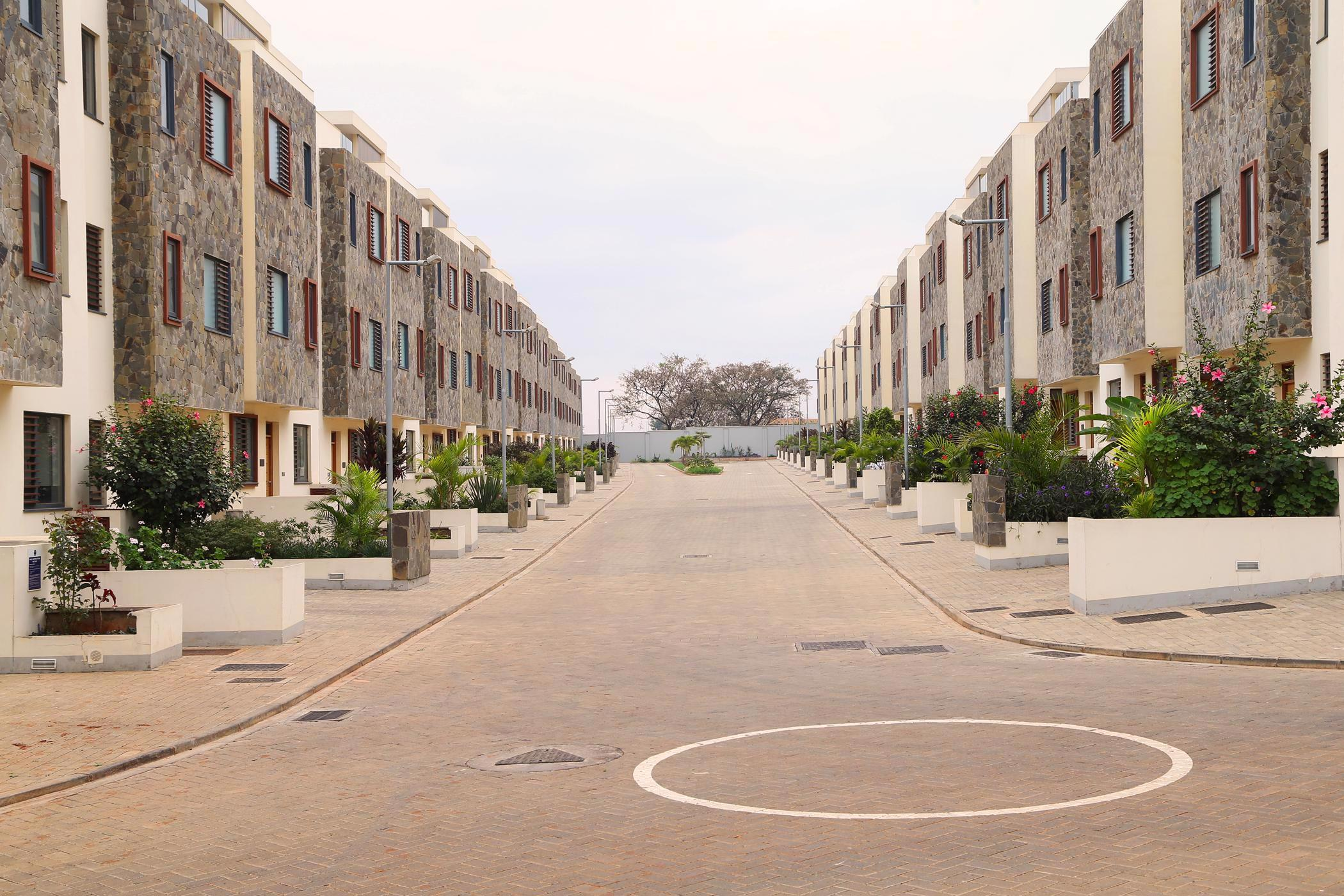 4 bedroom townhouse to rent in Thika Road (Kenya)
