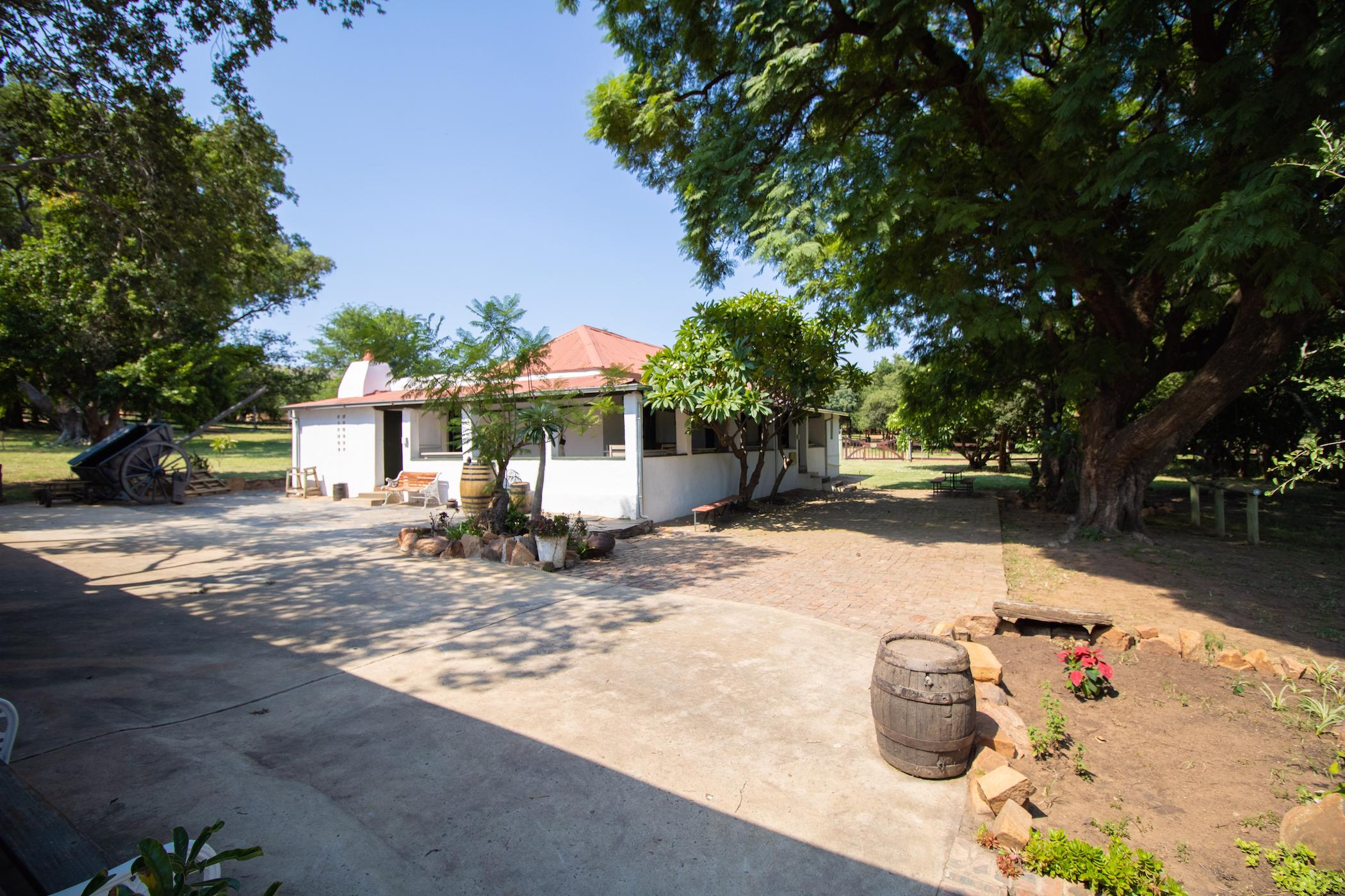 21.25 hectare mixed use farm for sale in Hartbeespoort