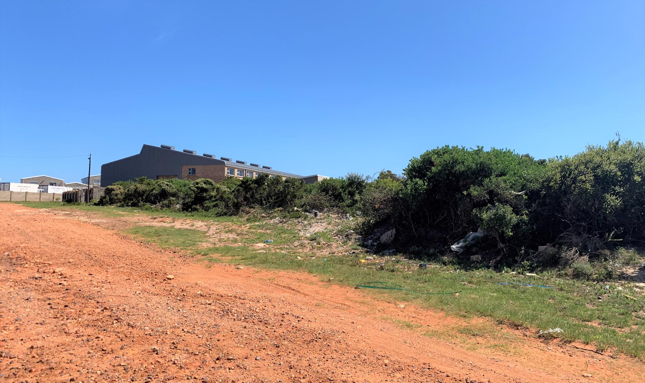 3685 m² commercial vacant land for sale in St Francis Bay Industrial