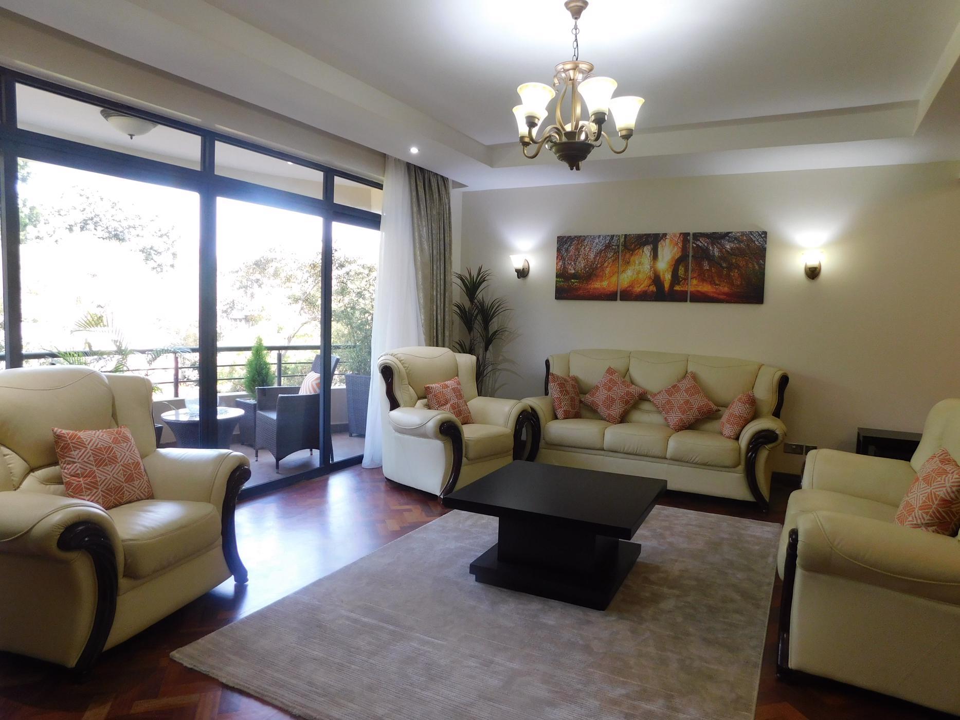 3 bedroom apartment to rent in Riverside (Kenya)