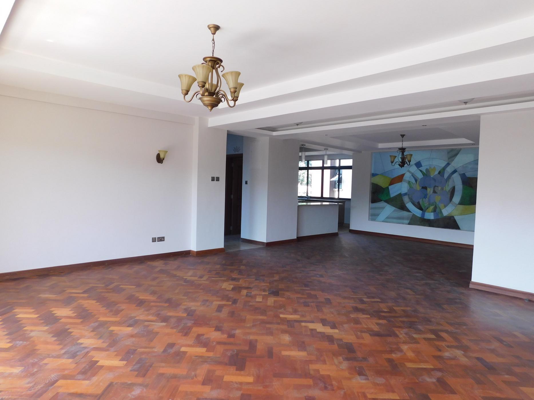 4 bedroom apartment to rent in Riverside (Kenya)