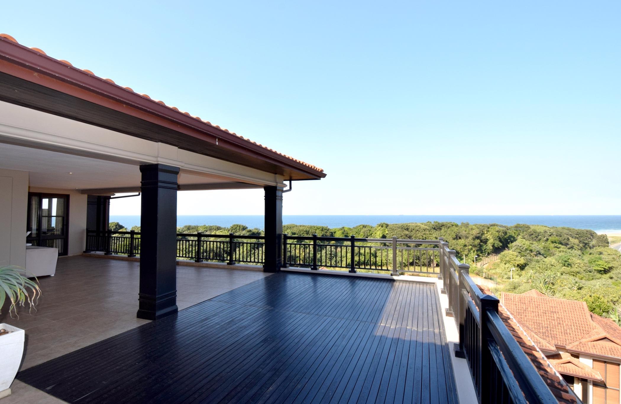 4 bedroom penthouse apartment for sale in Zimbali Coastal Resort