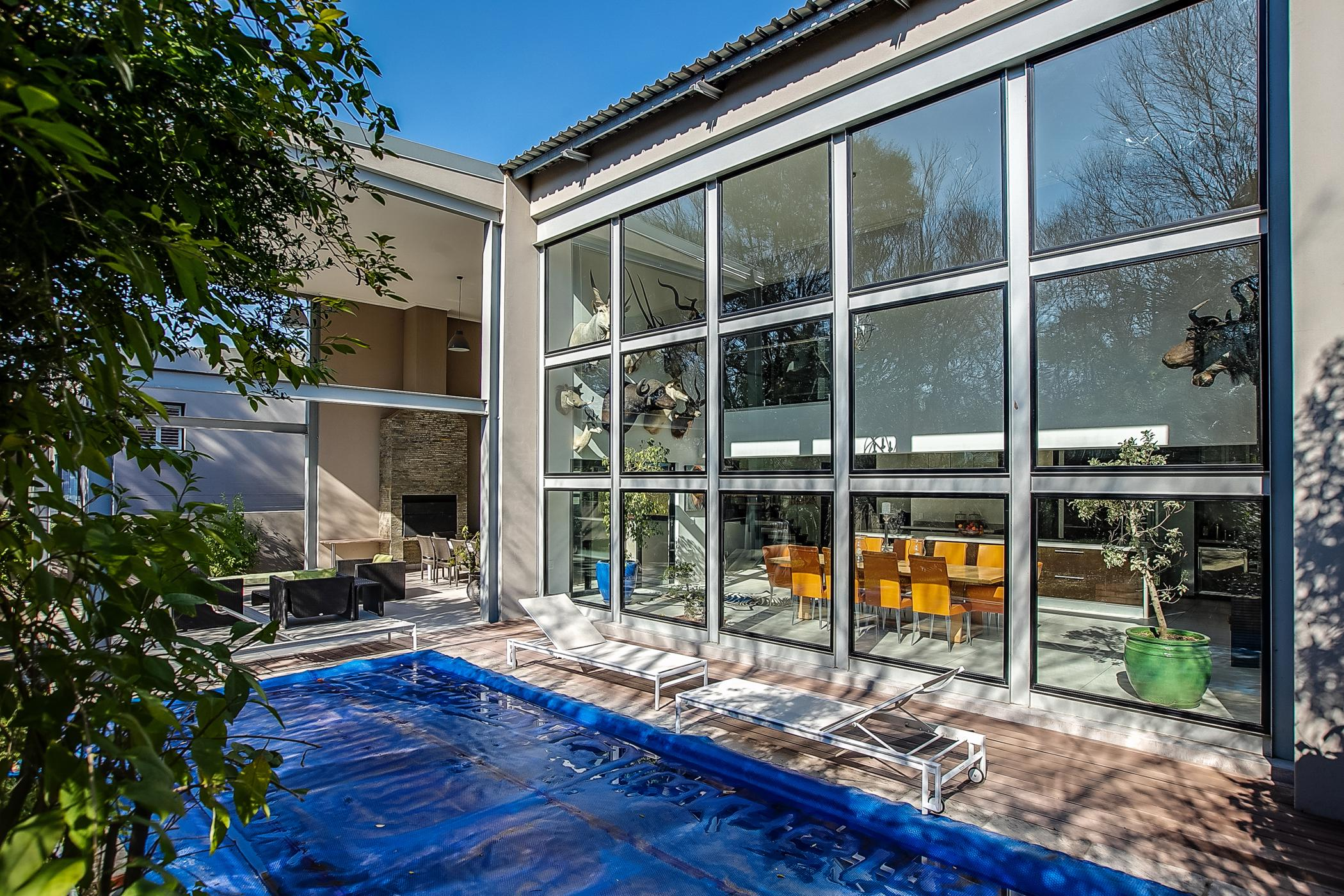 4 bedroom cluster house for sale in Bryanston