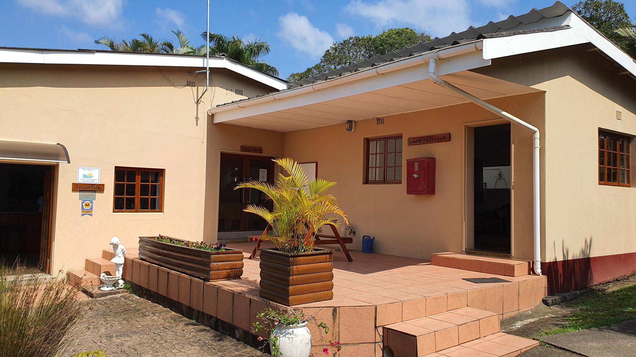 25 guest room beach resort for sale in Southbroom