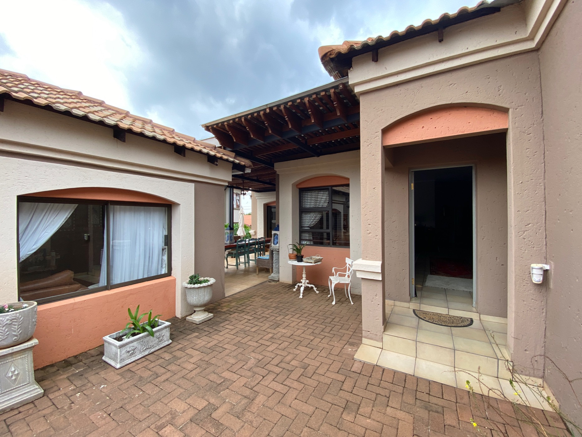 4 bedroom security estate home for sale in Boschdal