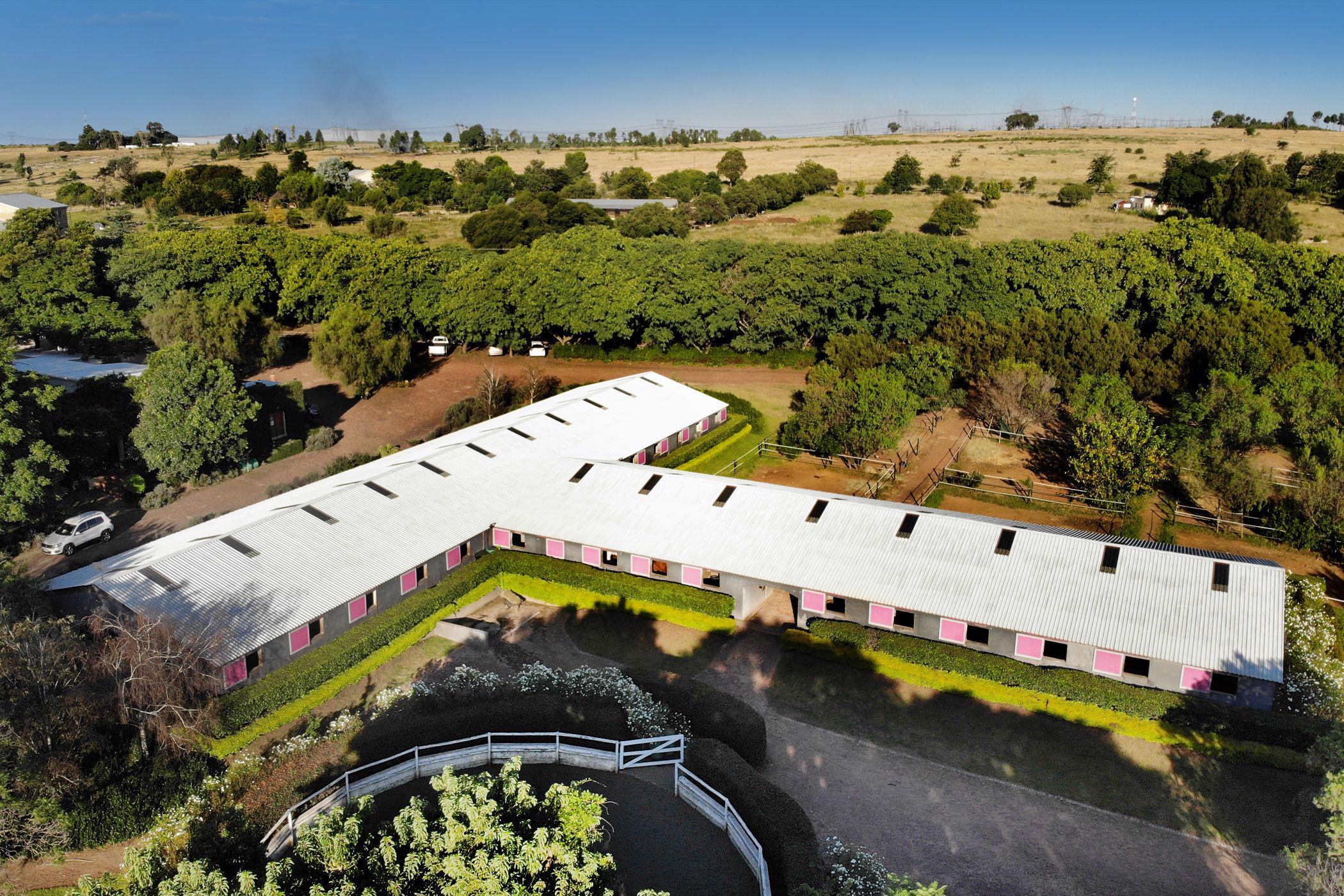 5.96 hectare equestrian farm for sale in Knopjeslaagte