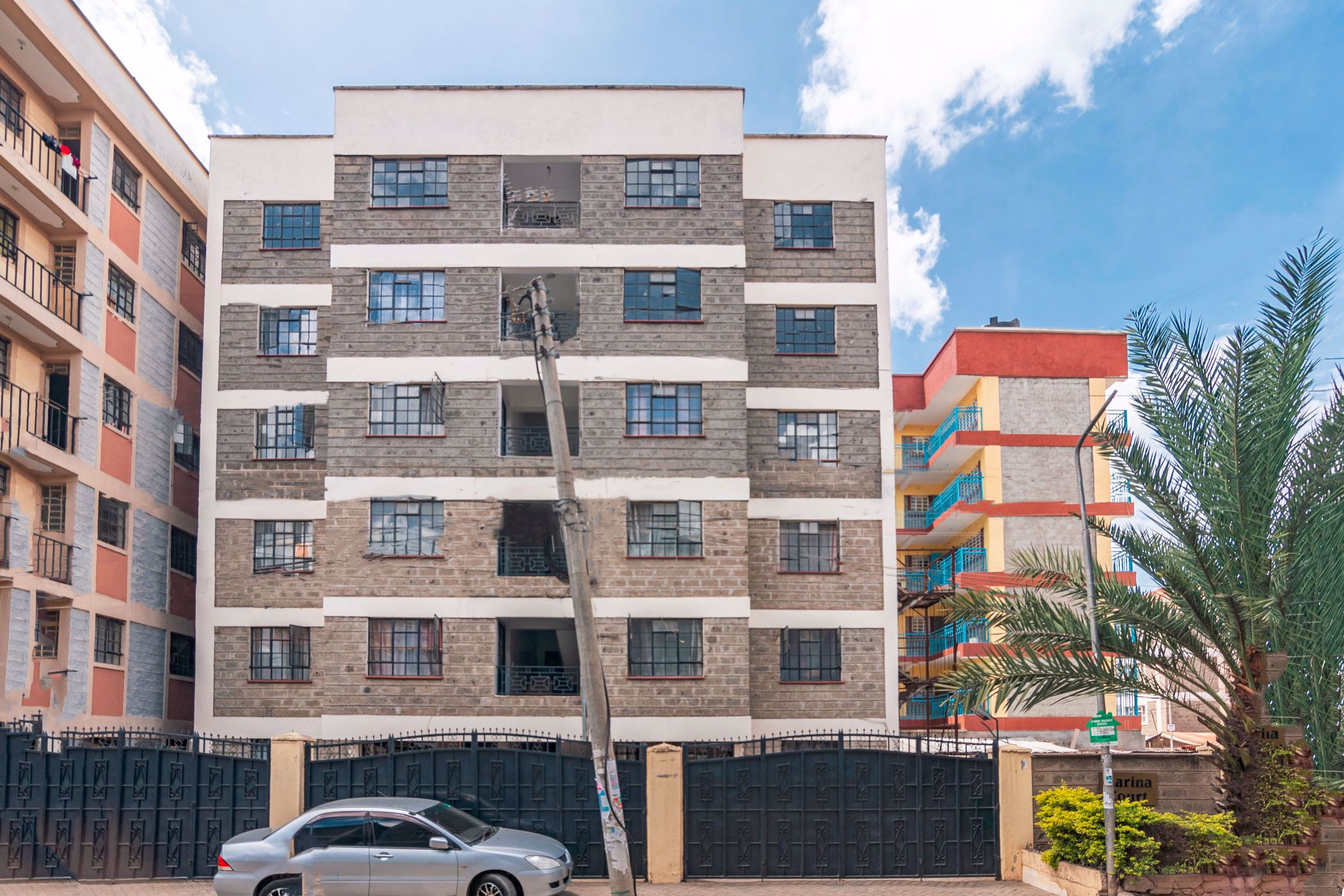 Double-storey apartment for sale in South B (Kenya)