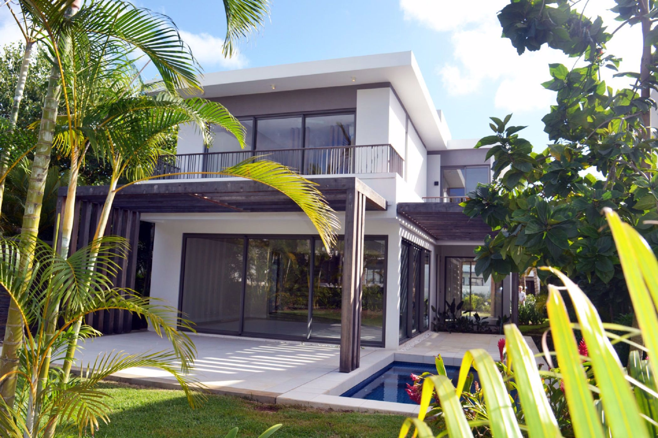 4 bedroom house to rent in Mont Choisy Le Parc (Mauritius)