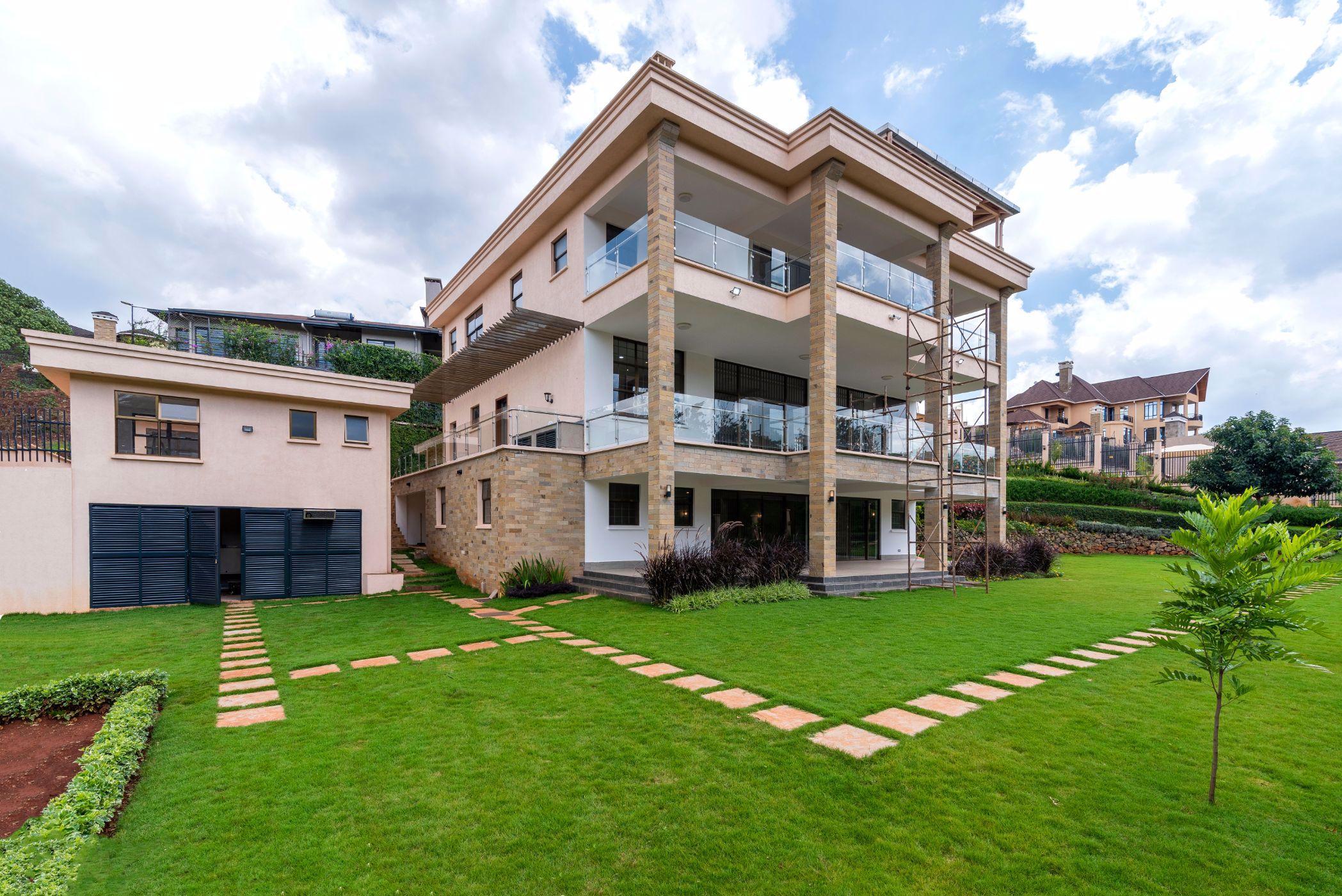5 bedroom house to rent in Nyari (Kenya)