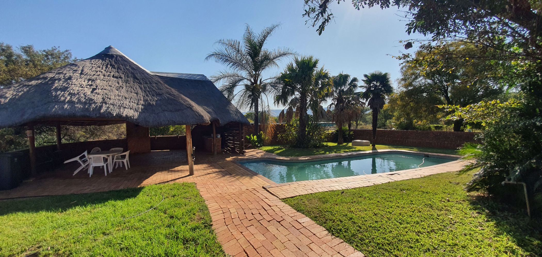2.04 hectare smallholding for sale in Kameeldrift AH