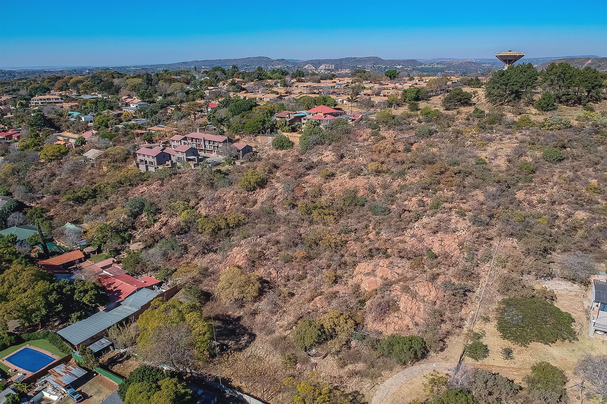 10600 m² vacant land for sale in Silverton Ridge