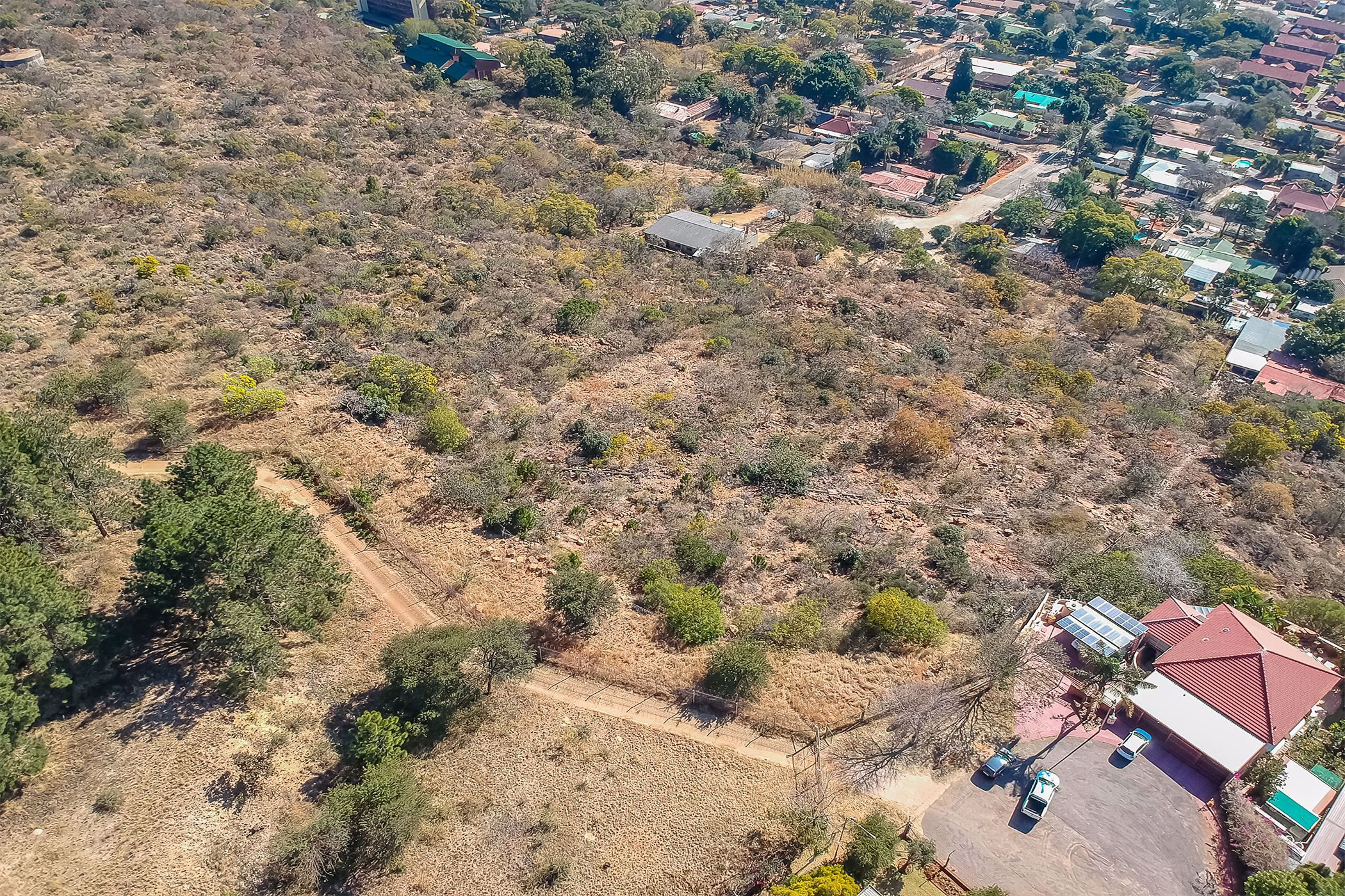 4874 m² vacant land for sale in Silverton Ridge