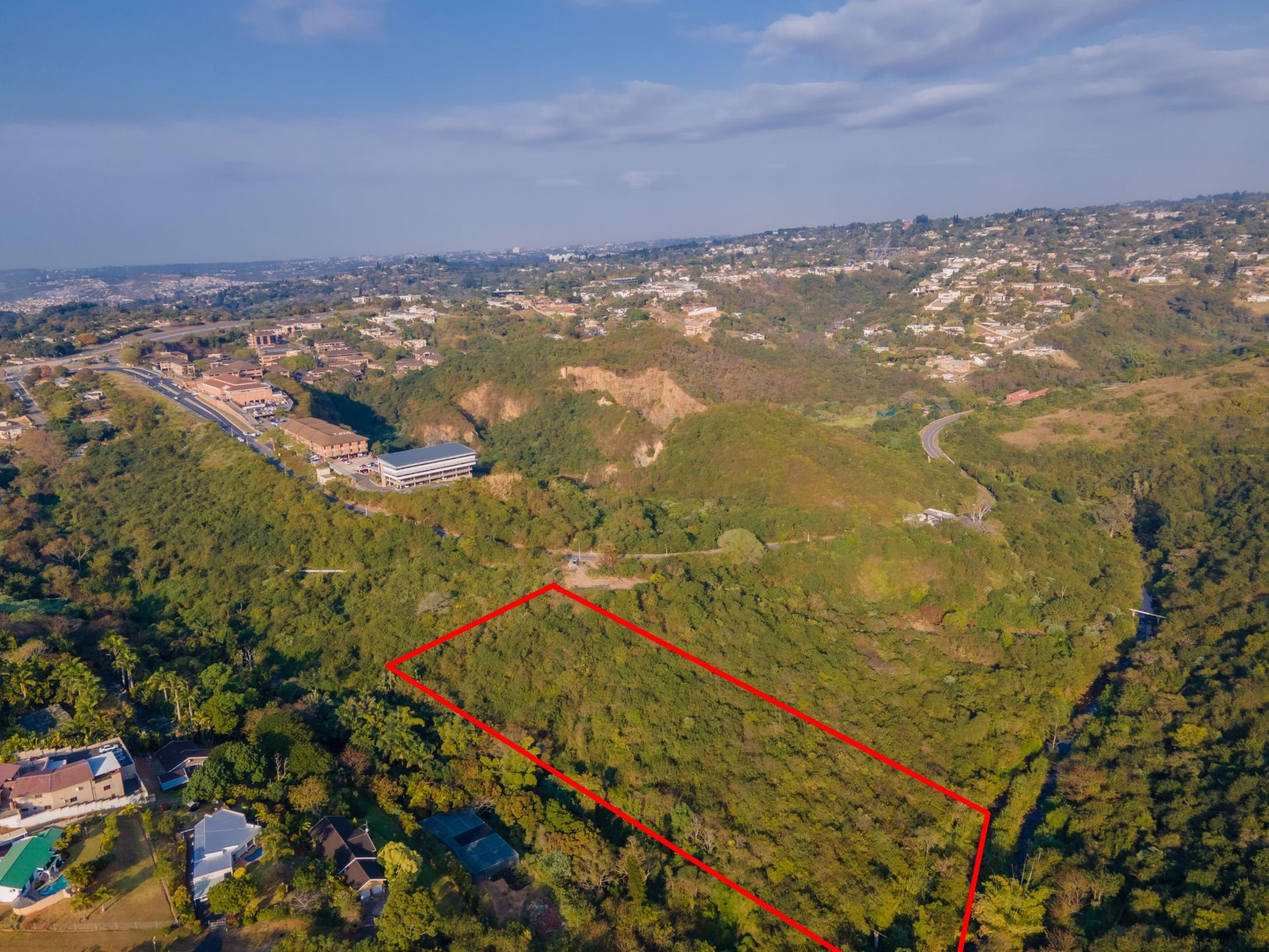 11527 m² residential vacant land for sale in Westville