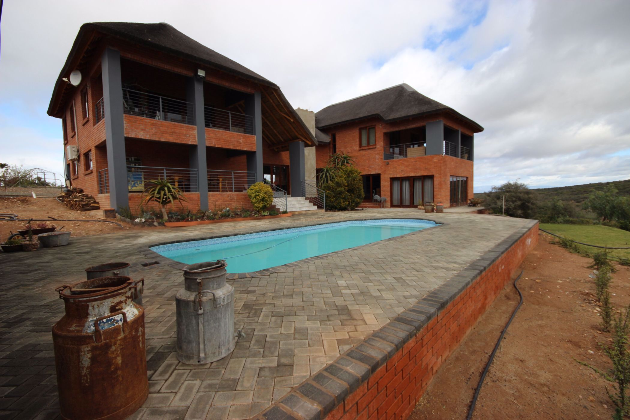 237 hectare game farm for sale in Oudtshoorn Rural