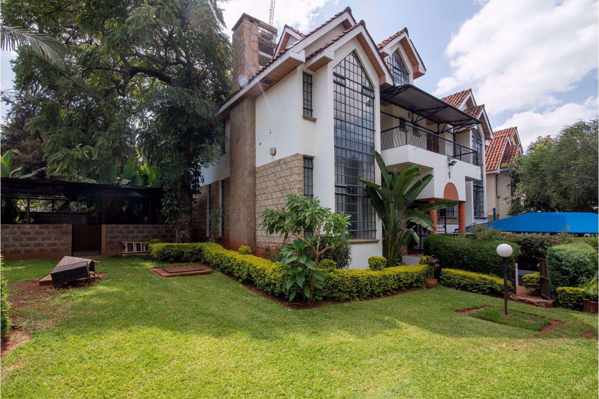 5 bedroom house to rent in Riverside (Kenya)
